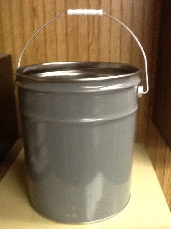 5 Gallon Metal Bucket Ebay