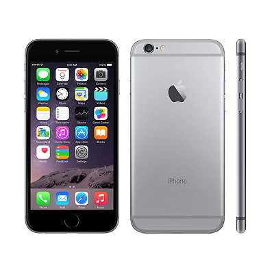 Apple Iphone 6 32 Gb | Space Gray | 1 Year Apple India Warranty | Smartphone