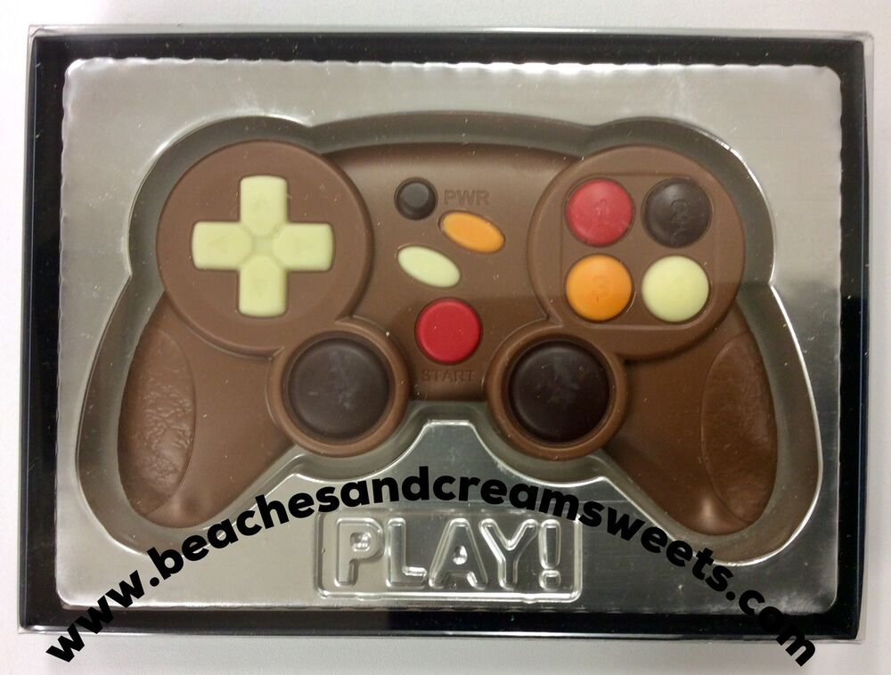 Novelty Chocolate Games Controller Ps4 Play Station X Box
