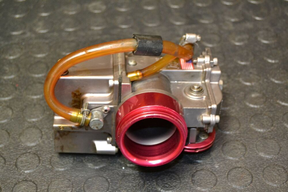 400ex edelbrock carb - Is this a edelbrock carb for xr400? - XR250R