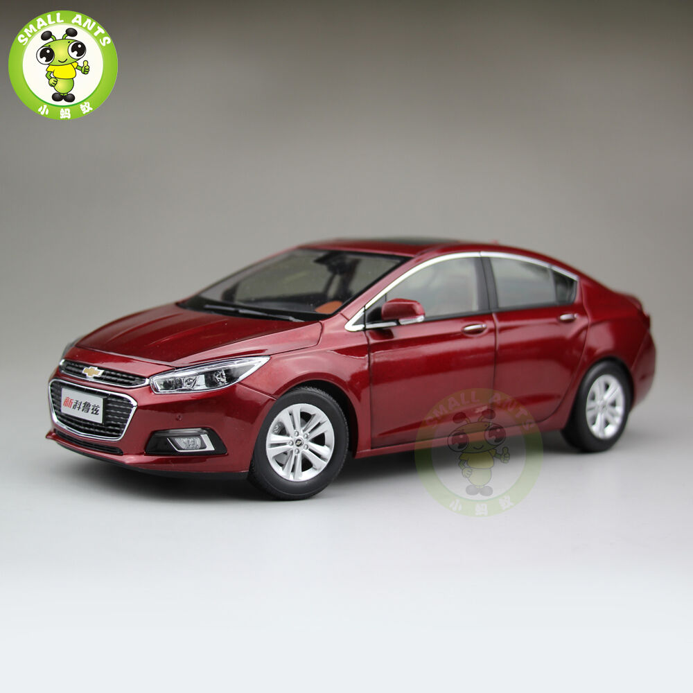 1 18 chevrolet new cruze 2015 diecast car model red ebay. Black Bedroom Furniture Sets. Home Design Ideas