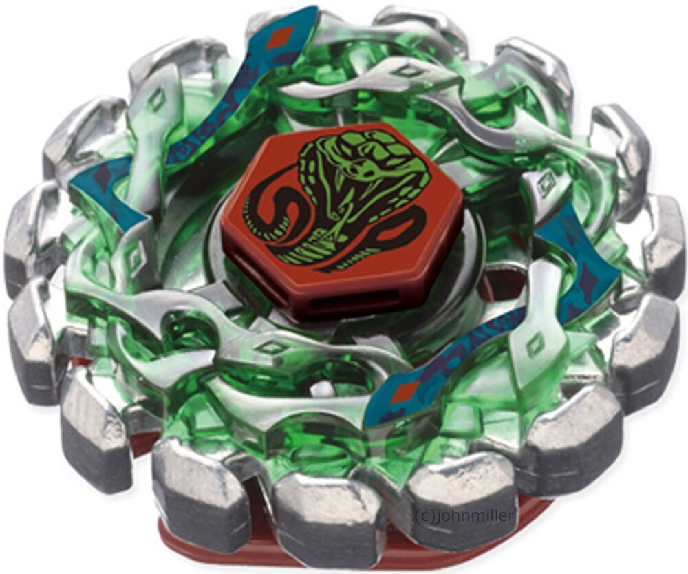 Beyblade Poison Serpent SW145SD BB69 Metal Fusion 4D ...