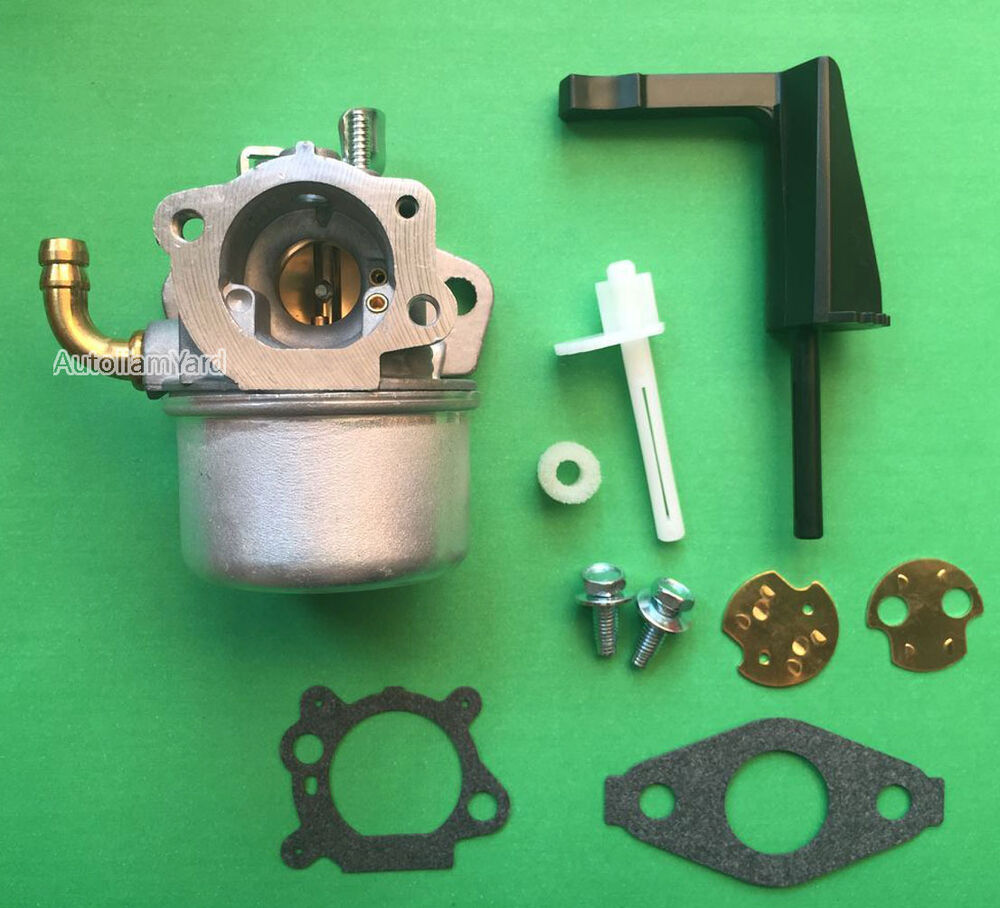 Carburetor For Briggs Stratton Craftsman Tiller Intek 190