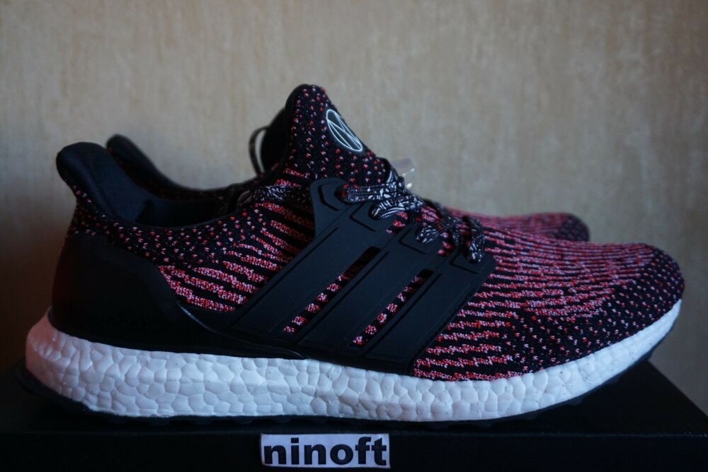 956eb7fc6f2 Details about Adidas Ultra Boost 3.0 CNY Chinese New Year BB3521 rare size 8
