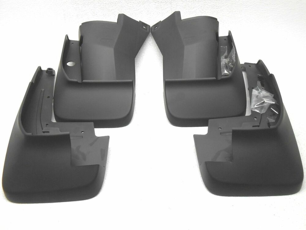 New Oem 2009 2011 Honda Element Ex Lx Splash Guards Mud