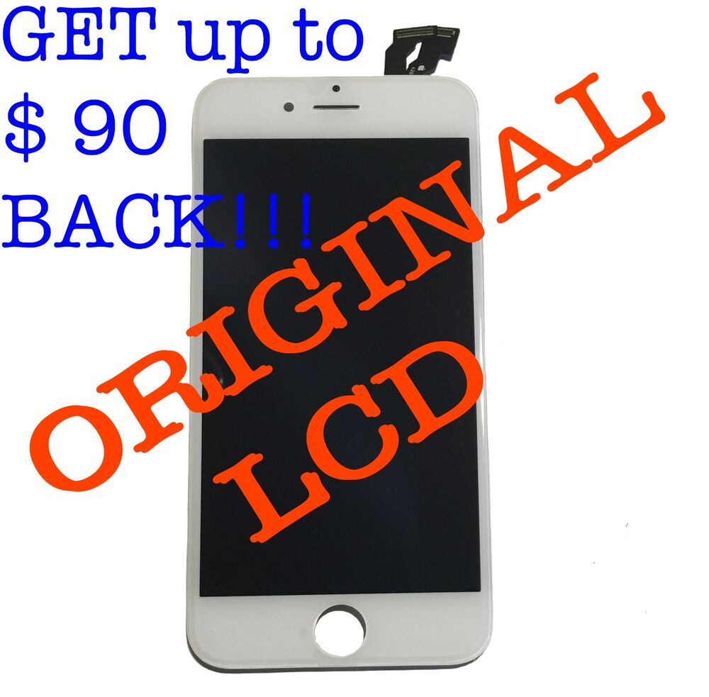 Genuine Iphone S Screen Replacement