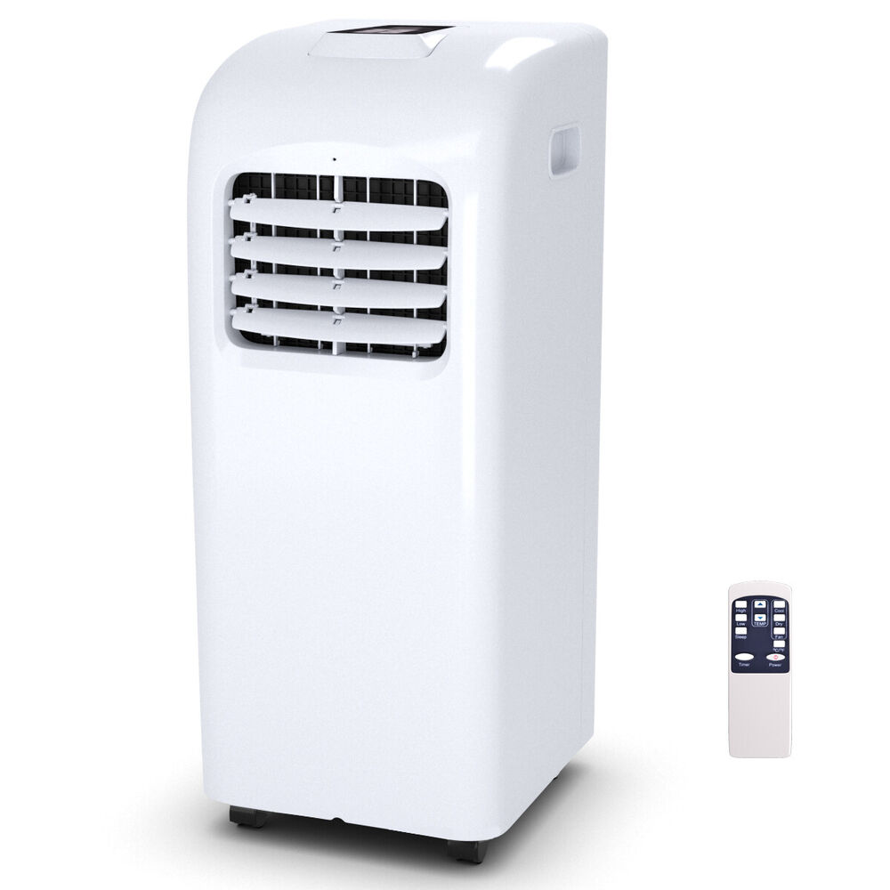 conditioner air wall portable window mount ac btu dehumidifier remote function costway conditioners kit conditioning unit control arlec rated amazon