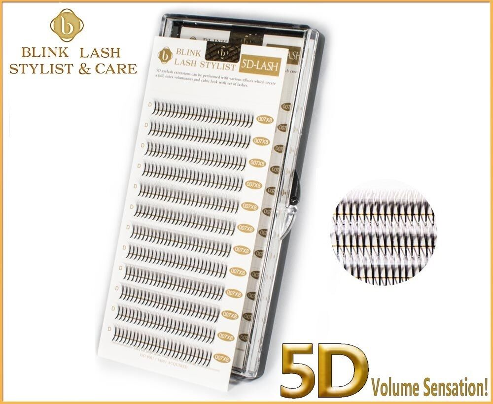 5d C Curl D Curl Blink Lash Stylist And Care Bl Lashes Eyelash