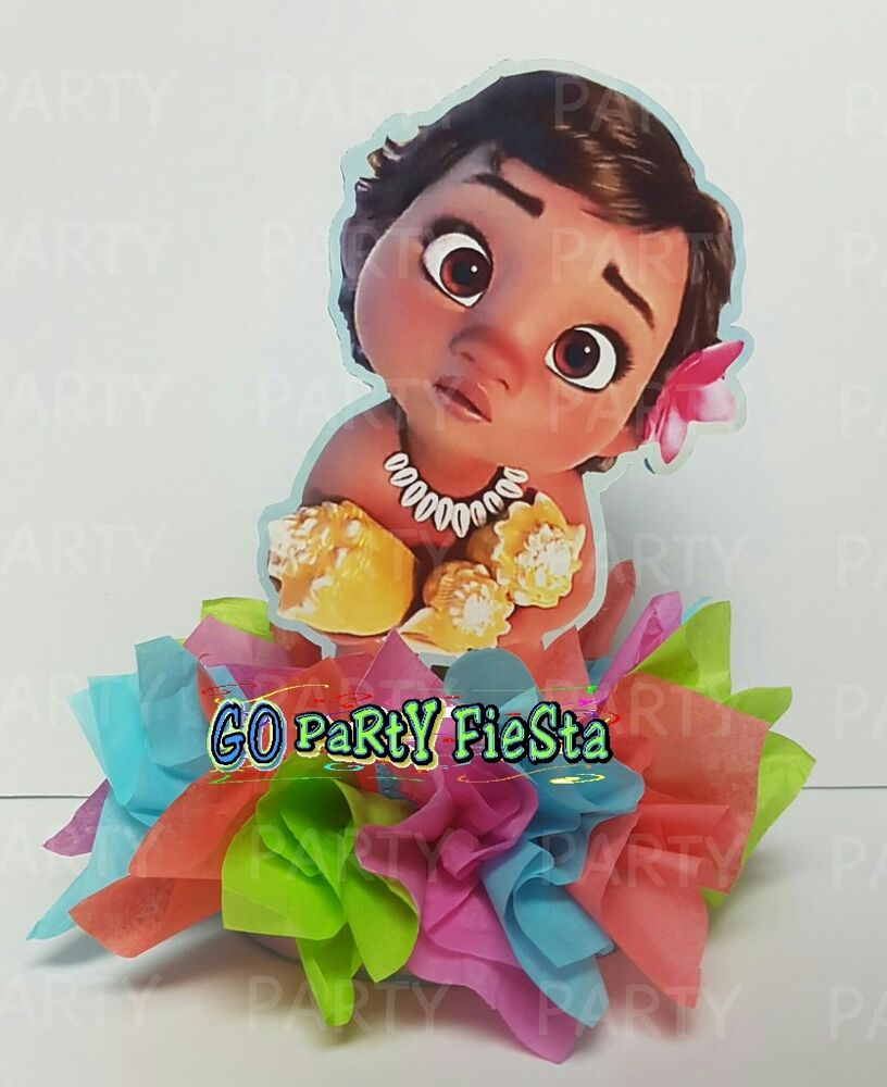 How To Make Moana Cake Topper