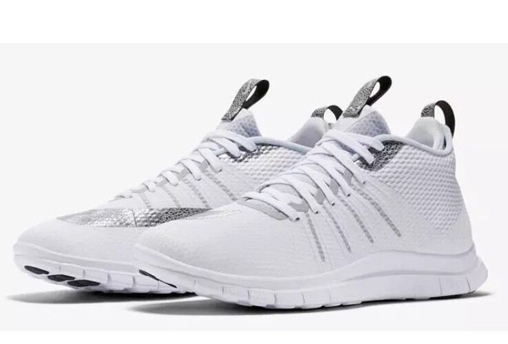 ef95564ee1fd6 Details about NWT NIKE FREE HYPERVENOM 2 FS Running Shoes - 805890-101 -  Mens-7  Women s-8.5