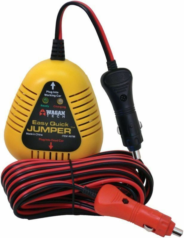 Booster Plug Install Guide: Jump Starter In Car Booster Power Battery Charger By