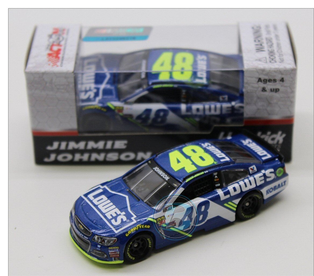 Nascar 2017 Jimmie Johnson 48 Lowes Chevy 1 64 Car Our