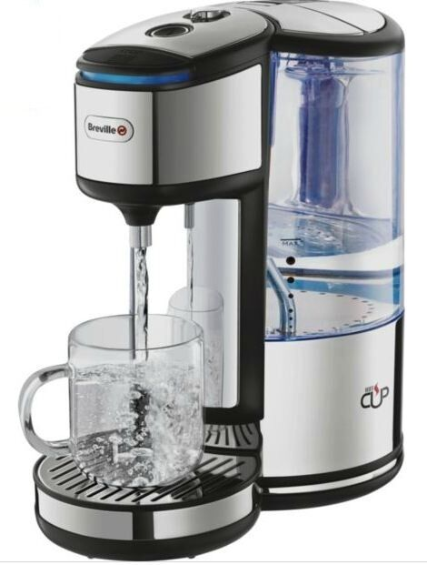 Breville Coffee Maker Water Not Going Out : BREVILLE HOT CUP ENERGY SAVING 2L STAINLESS STEEL KETTLE VKJ476 * SUMMER SALE * eBay