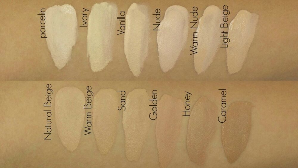 Revlon colorstay foundation swatches asian dating 5
