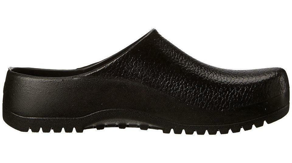 birkenstock chef shoes birki black kitchen clogs 84508
