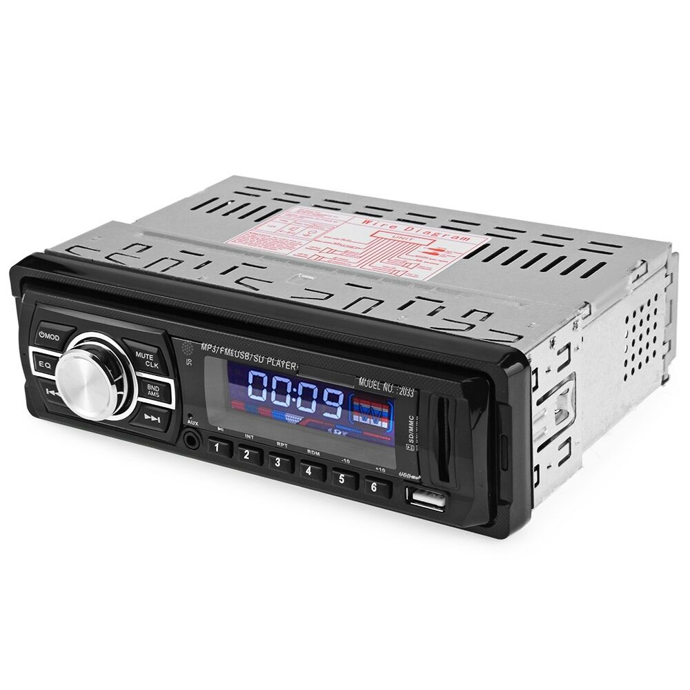 how to add a mp3 player to car stereo