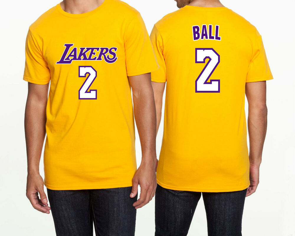 Los Angeles Lakers NBA Men's Graphic T-Shirt