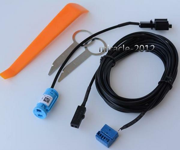 A Set Of Bluetooth Microphone Wire Cable Tool For Audi A3 Q3 Mmi 3g Navigation