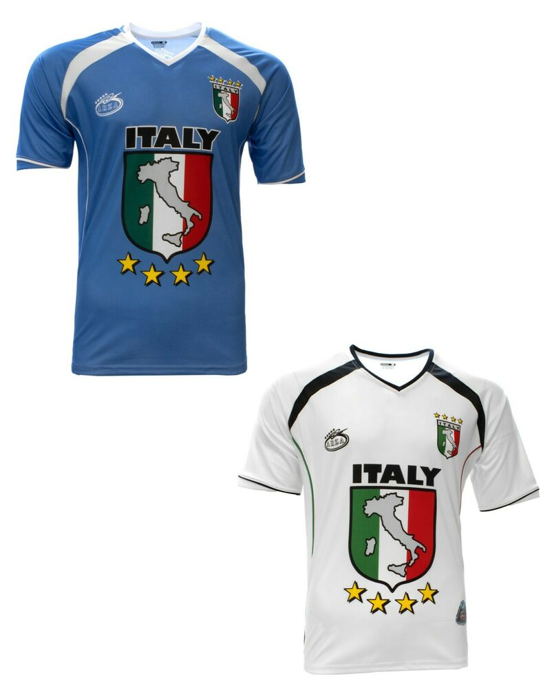 64354b85f Italy Soccer Jersey Arza Design Home and Away