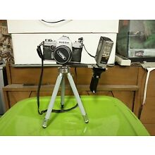 3 assorted used cameras