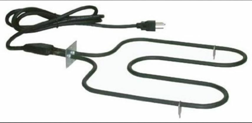 Heating Element For Smoker