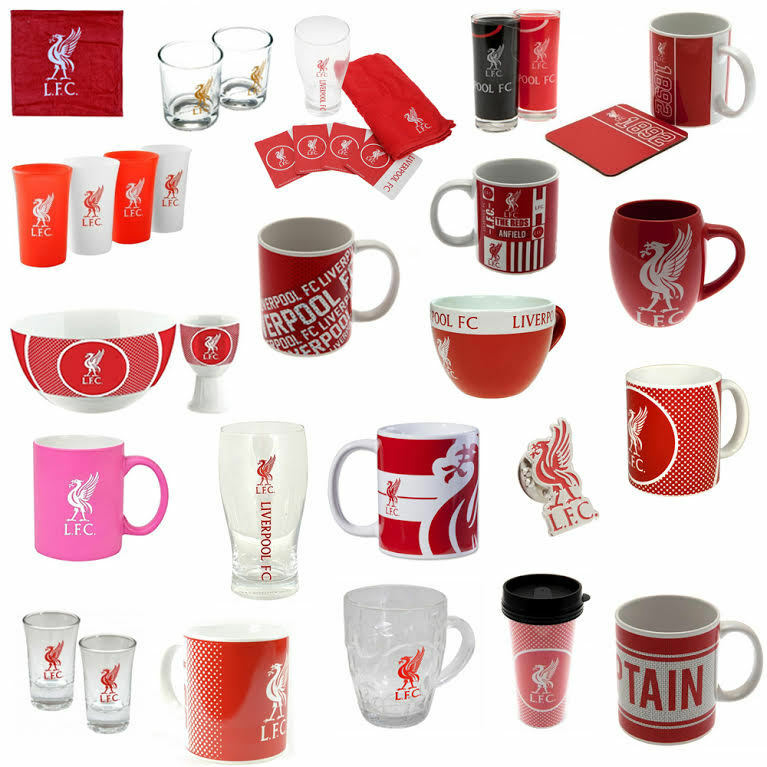 Liverpool Fc Football Club Official Fan Gifts Mug Cups
