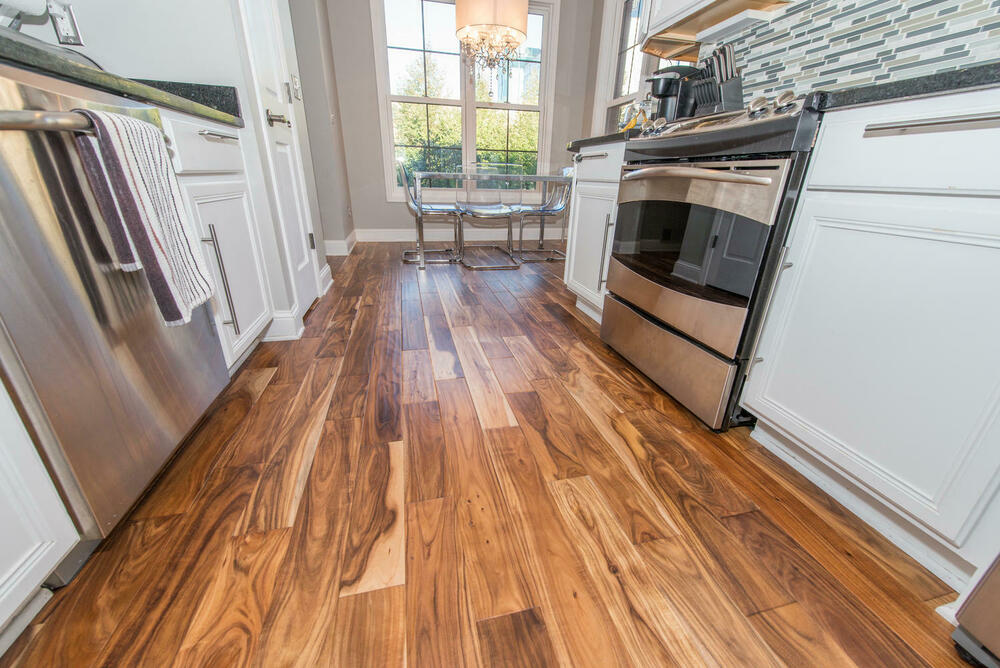 Acacia Walnut Engineered Hardwood Wood Flooring Floor