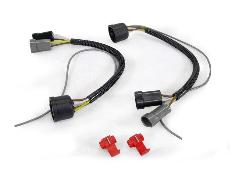 Plug play pnp wire adapters for bmw e depo or euro