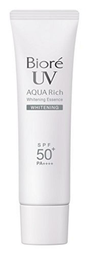 KAO BIORE UV AQUA RICH Watery Whitening Sunscreen SPF50+ PA++++ 33g from Japan* | eBay