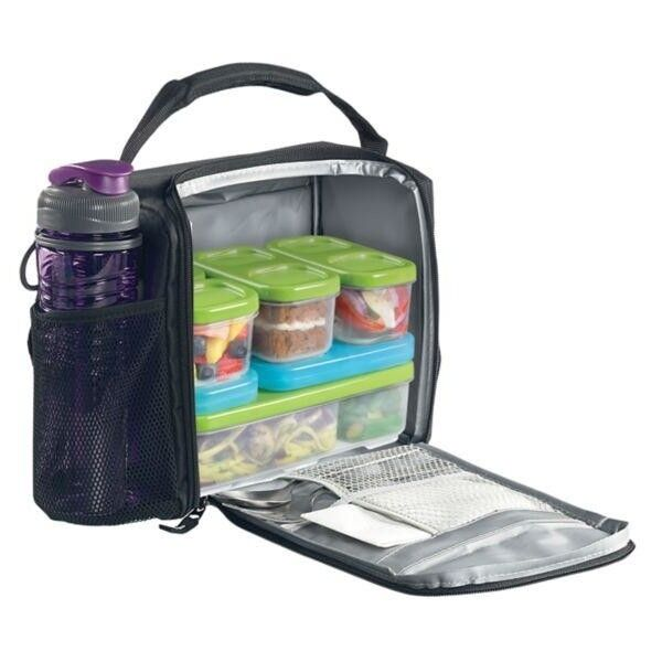 lunch box containers new lunch box bag food storage containers cooler school 12429
