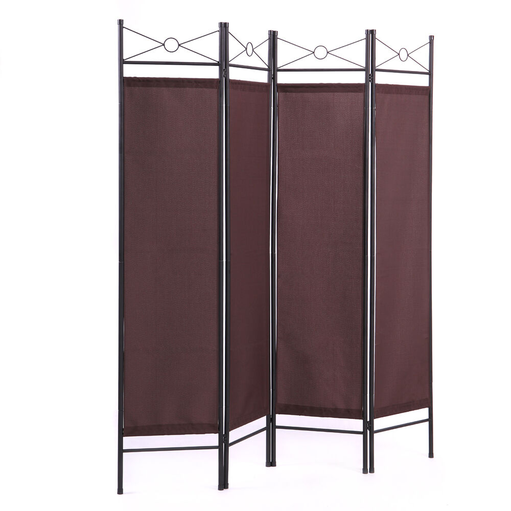 Room Partition Screens ~ Panel room divider privacy folding screen durable