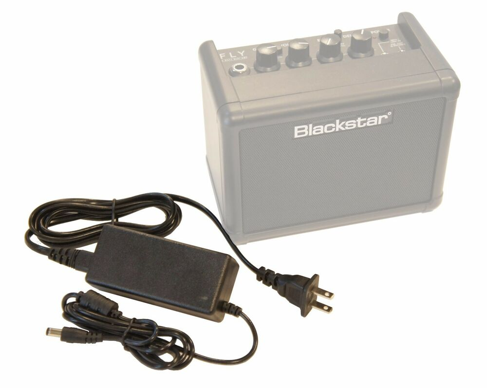 power supply for blackstar fly 3 bluetooth bass guitar amplifier ac adapter ebay. Black Bedroom Furniture Sets. Home Design Ideas