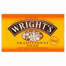 Wright's Traditional Soap with Coal Tar Fragrance 125 g