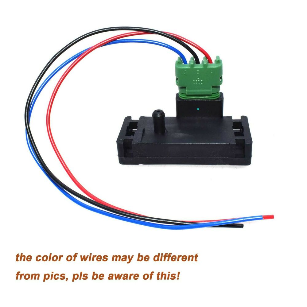 Map Sensor Xenia 1000: NEW MAP Sensor With Pigtail Connector Plug Wire 16040749