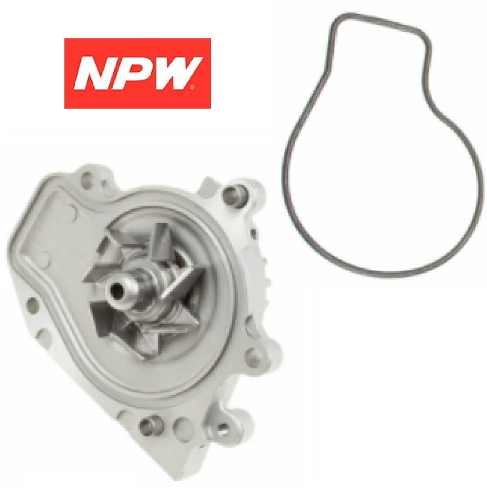 NPW Engine Water Pump For Acura Integra LS; RS; Special