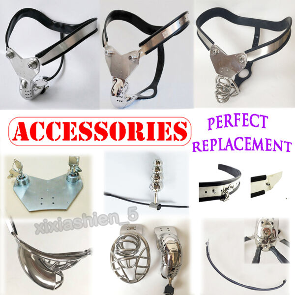 1Pc Original Manufacturer ASSY Replace for Male Chastity Belt Device Accessories