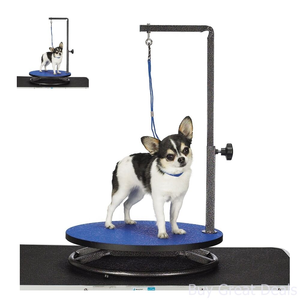 Small Dog Grooming Trimming Table Holder Safety Security