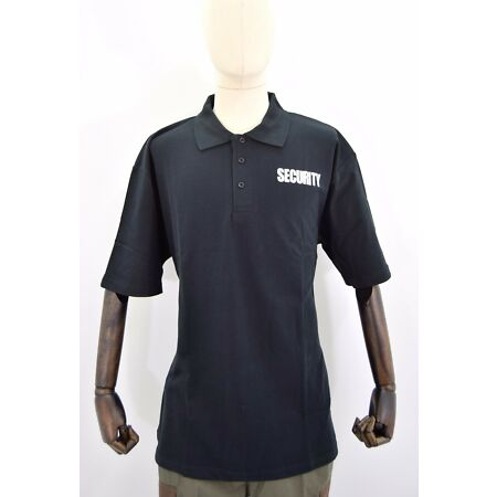 img-SECURITY Polo Tshirt Size 4XL MAde in USA Premium Quality Shirt Bouncer Security