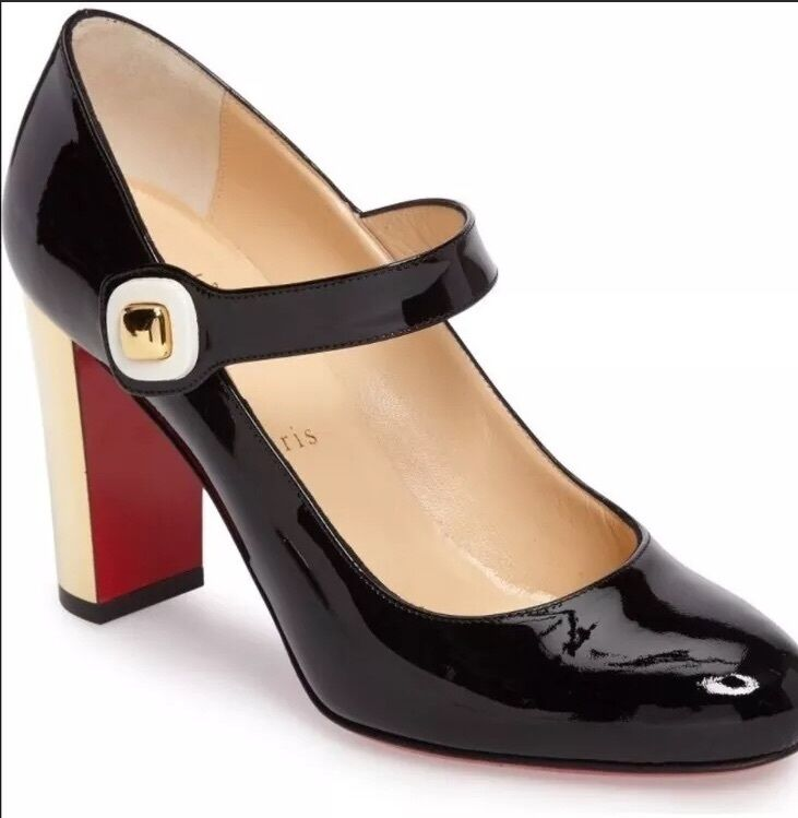 Details about Christian Louboutin Bibaba Mary Jane Pump 74efab7044