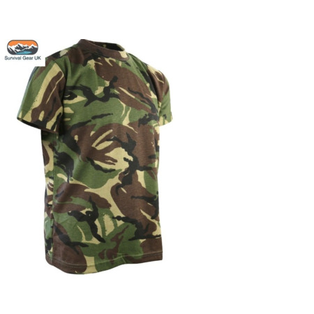 img-DPM CAMO T-SHIRT Army Military Camouflage All Sizes Airsoft Paintball