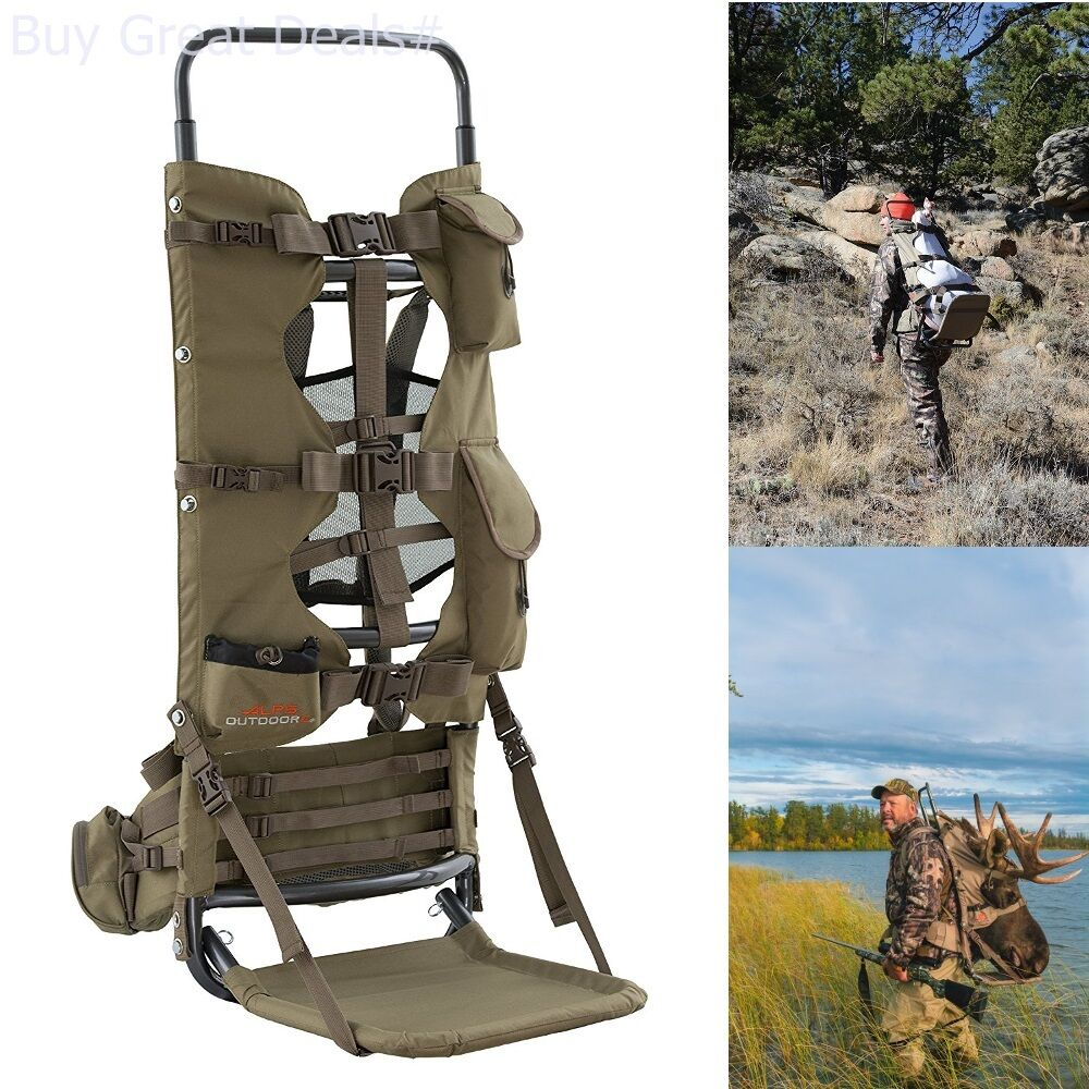 Alps OutdoorZ 3699998 Commander Freighter Frame Hunting Camping ...