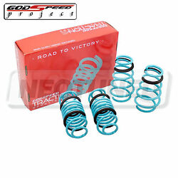 Godspeed Traction-S Lowering Performance Springs Kit For Chevy Cruze 2011-15