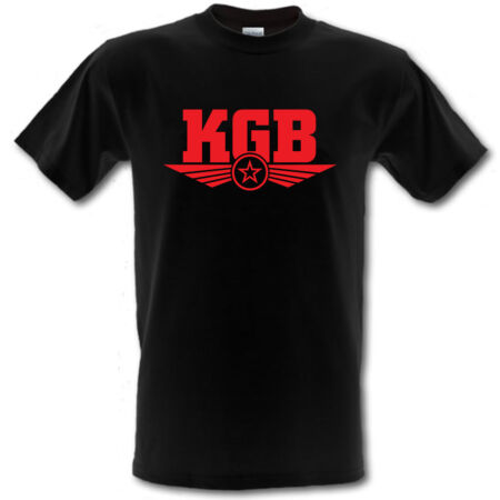 img-KGB SOVIET STATE SECURITY Russian Secret Police Heavy Cotton t-shirt ALL SIZES