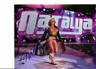 NATALYA NEIDHART WWE WWF SIGNED PHOTO 8X10 PHOTOFILE DIVA WRESTLING AUTOGRAPH