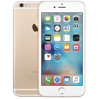 Apple Iphone 6 Gold | 1 Year Apple India Warranty | 32 Gb | Gold | Smartphone