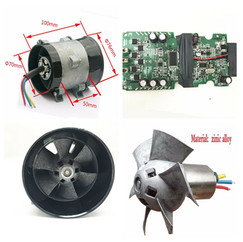 Universal Electric Turbo Review: 52000RPM Universal Car Electric Turbo Fan Turbo Charger