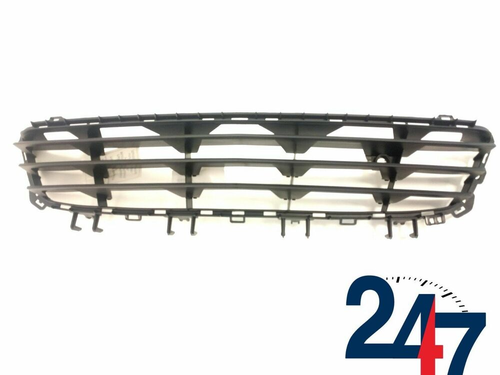 NEW OPEL VAUXHALL 2004 - 2007 ASTRA H FRONT BUMPER LOWER GRILL END ...
