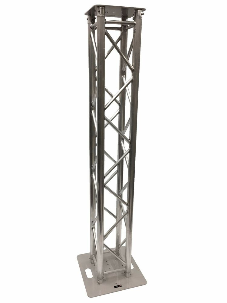 2 Meter 6 56 Ft Truss Aluminum Dj Lighting Tower Square