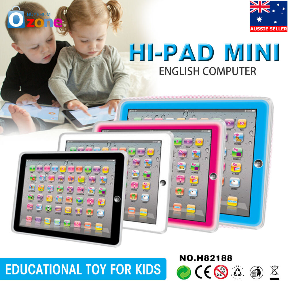Baby Tablet Educational Toys Girls Toy For 1-3 Year Olds -2472