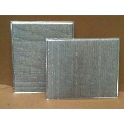 Washable Metal Mobile Home Air Filters (Set of 2) 17x21 # 921789